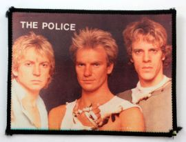The Police - 'Group' Photo Patch